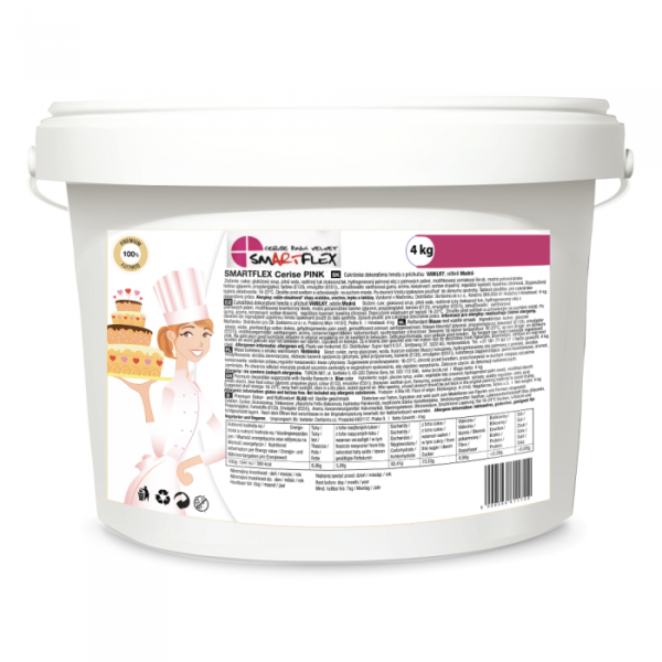 Smartflex Cerise Pink 4 kilo