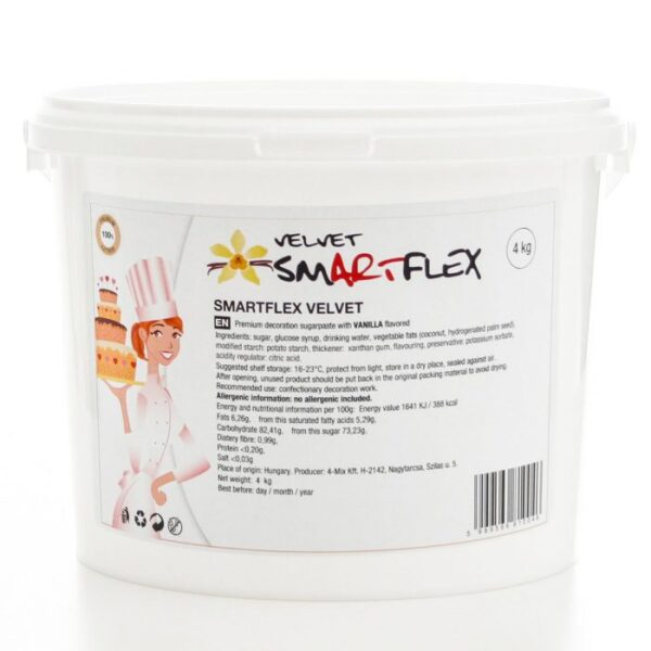 Smartflex Wit 4 kilo